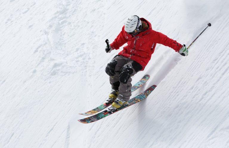 סקי, ספורט אתגרי ומה שביניהם